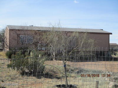 Pima County, Pinal County Manufactured Home For Sale: 12770 S Morning Dew Trail