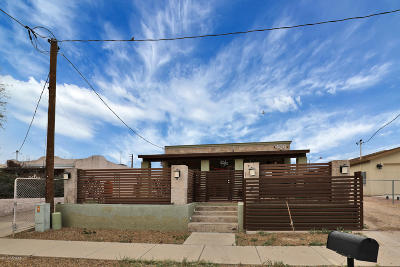 Tucson Single Family Home For Sale: 406 W 37th Street