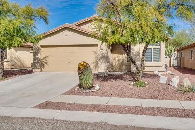 Tucson Single Family Home Active Contingent: 2202 W Painted Sunset Circle
