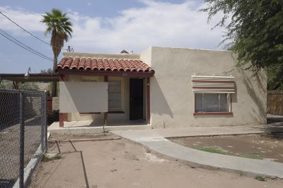 Single Family Home For Sale: 309 E Mohave Road