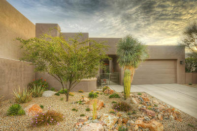 Tucson Single Family Home Active Contingent: 6236 N Ventana View Place