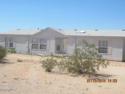 Pima County Manufactured Home Active Contingent: 6193 E Grayhawk Ranch Road