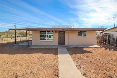 Tucson Single Family Home Active Contingent: 1625 S Via Elnora