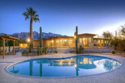 Tucson Single Family Home For Sale: 5320 N Via Celeste