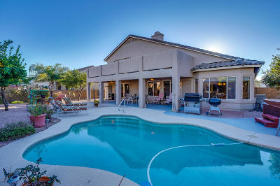 Oro Valley Single Family Home For Sale: 13832 N Eddington Place