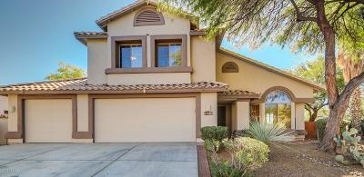 Oro Valley Single Family Home For Sale: 11089 N Par Drive