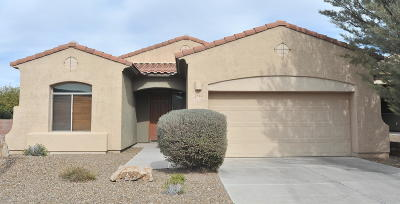 Tucson Single Family Home For Sale: 7842 W Sage Creek Court