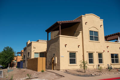 Tubac Townhouse For Sale: 1101 Lombard Way