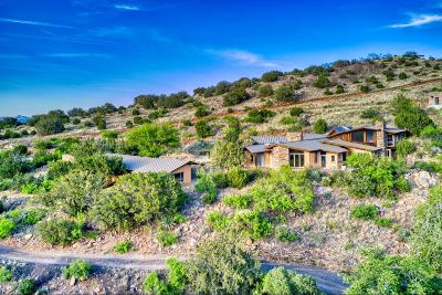 Cochise County Single Family Home For Sale: 1243 W Creek Road