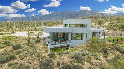Tucson Single Family Home For Sale: 4005 N Broken Springs Trail