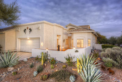 Oro Valley Townhouse Active Contingent: 1465 W Cathedral Way