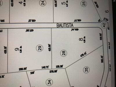 Tubac Residential Lots & Land For Sale: 61 Circulo Bautista #9