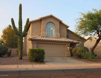 Tucson Single Family Home For Sale: 7750 W Summer Sky Drive