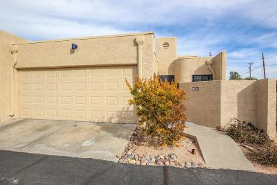 Tucson Townhouse For Sale: 3612 N Forgeus Avenue