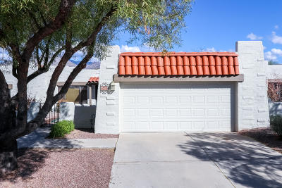 Tucson Townhouse For Sale: 7481 E Wandering Road