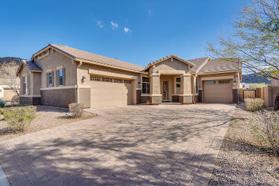 Marana Single Family Home Active Contingent: 8663 W Epworth Road