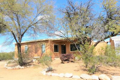 Tucson Single Family Home Active Contingent: 9411 W Sky Blue Drive