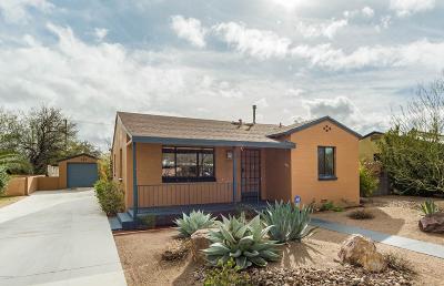 Tucson Single Family Home For Sale: 2920 E Drachman Street