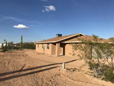 Tucson Single Family Home Active Contingent: 11682 W Cloud View Place