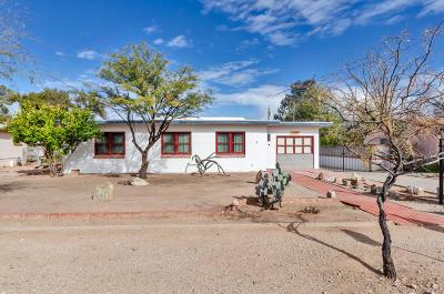 Tucson Single Family Home For Sale: 2709 E Waverly Street