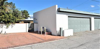 Pima County Townhouse Active Contingent: 5848 E Grant Road