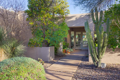 Pima County Single Family Home Active Contingent: 13754 N Keystone Springs Drive