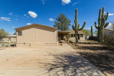 Manufactured Home For Sale: 11654 N Paseo Anastasia