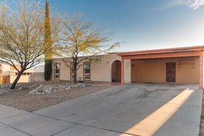 Pima County, Pinal County Single Family Home For Sale: 1220 N Avenida Jeanine
