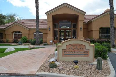 Pima County Condo For Sale: 7050 E Sunrise Drive #18207