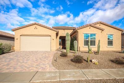 Marana Single Family Home For Sale: 4300 W Summit Ranch Place