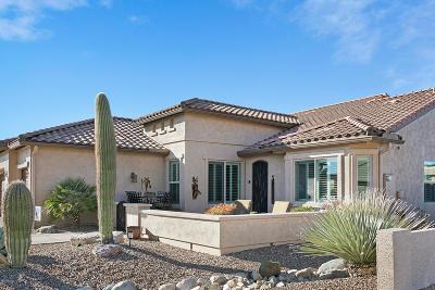 Saddlebrooke Single Family Home For Sale: 63372 E Flower Ridge Drive