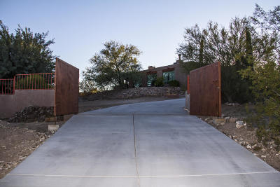 Tucson Single Family Home For Sale: 5351 W De Green Lane