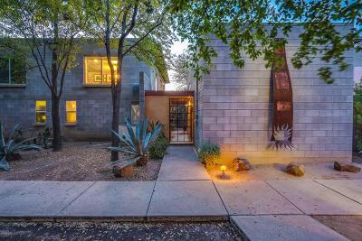 Tucson Condo Active Contingent: 1335 E 15th Street #5