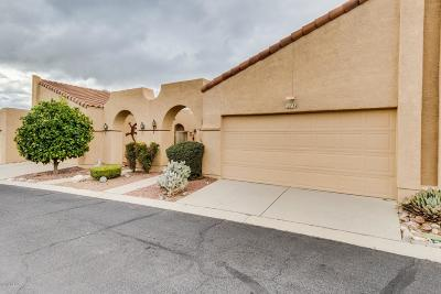 Tucson Townhouse Active Contingent: 732 W Rushwood Drive