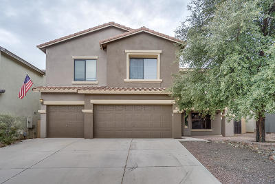 Sahuarita Single Family Home For Sale: 39 W Calle Tierra Serena
