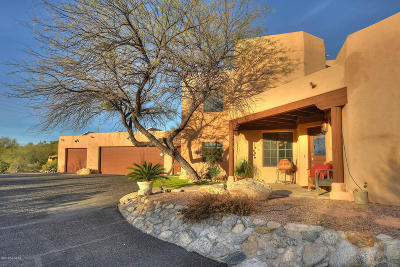 Tucson Single Family Home For Sale: 6428 E Via Amable