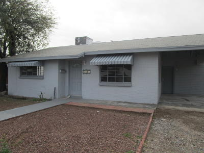 Tucson Single Family Home For Sale: 2314 E 21st Street