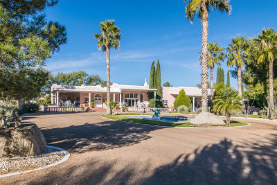 Santa Cruz County Single Family Home For Sale: 8 Amado Montosa