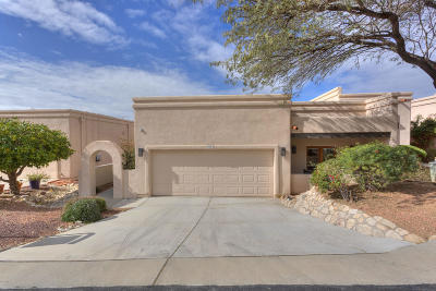 Oro Valley Townhouse For Sale: 9818 N Ridge Shadow Place