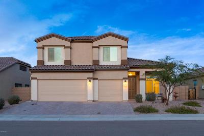 Marana Single Family Home For Sale: 9796 N Havenwood Way