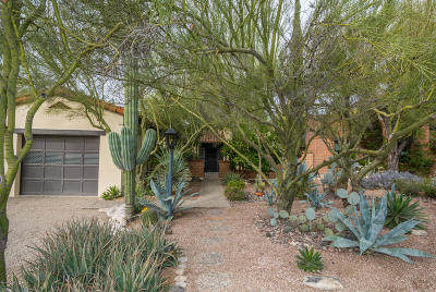 Tucson Townhouse For Sale: 6261 N Calle De Adelita
