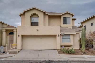 Tucson Single Family Home For Sale: 1377 N Culpepper Avenue
