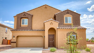 Marana Single Family Home For Sale: 9377 W Gambel Oak Lane