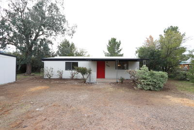 Pima County Manufactured Home For Sale: 3222 E Cloudcrest Lane