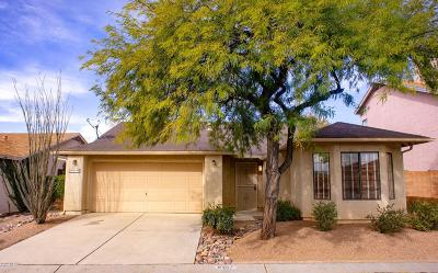 Tucson Single Family Home For Sale: 8457 N Spring Creek Drive
