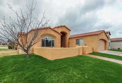 Tubac Single Family Home For Sale: 126 Avenida De Otero