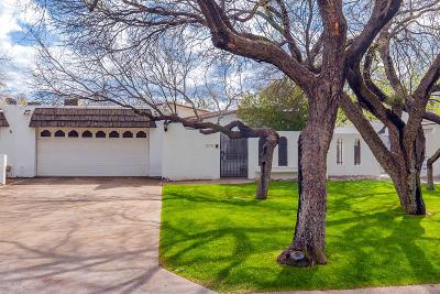 Tucson Townhouse For Sale: 7132 E Sabino Vista Circle