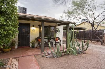 Single Family Home Active Contingent: 2809 E Waverly Street