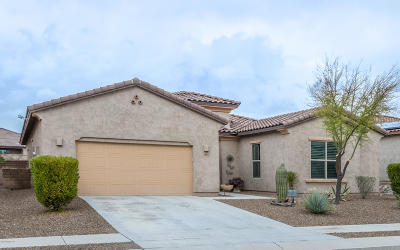 Marana Single Family Home For Sale: 4260 W Golden Ranch Place