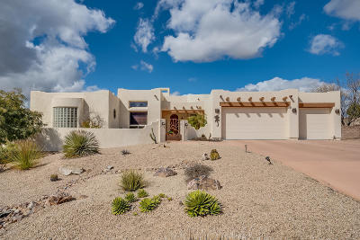 Pima County Single Family Home For Sale: 11157 N Pusch Ridge Vistas Drive